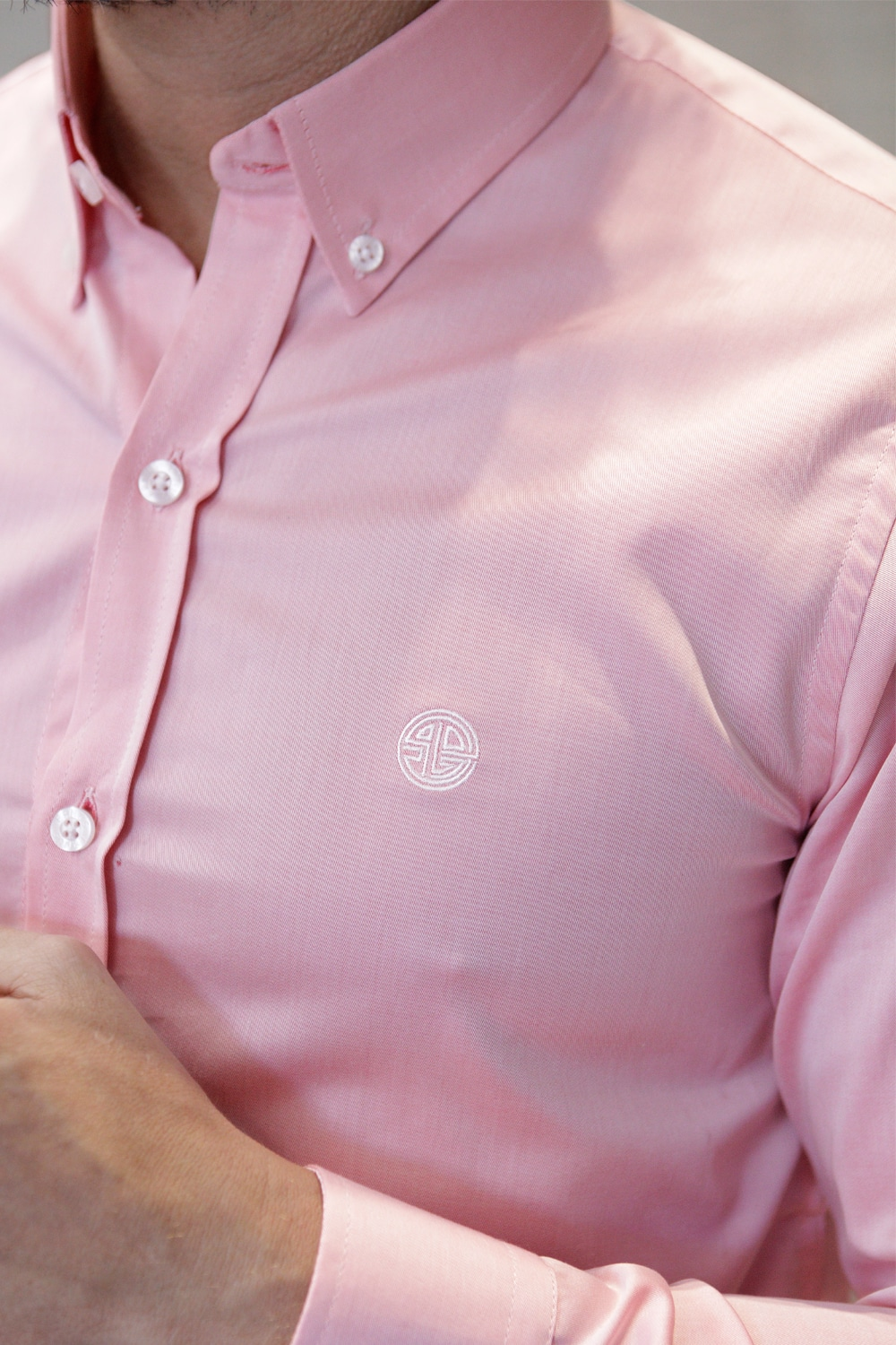 camisa-salmon-closeup